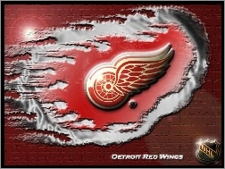 Detroit Red Wings, Dru�yny, Logo, NHL